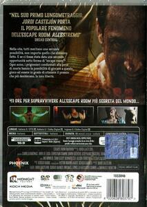 Escape from Marwin (DVD) di Jordi Castejón - DVD - 2