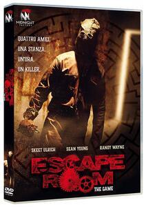 Escape Room. The Game (DVD) di Peter Dukes - DVD