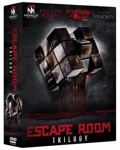 Escape Room Trilogy (3 DVD) di Peter Dukes,Jordi Castejón,Will Wernick