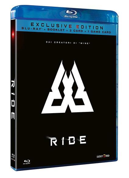 Ride. Collector's Edition di Jacopo Rondinelli