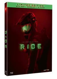 Cover Dvd Ride (Blu-ray)