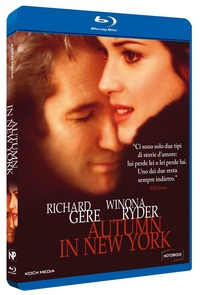 Cover Dvd Autumn in New York (Blu-ray)