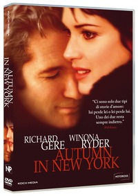 Cover Dvd Autumn in New York (DVD)