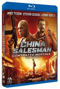 China Salesman. Contratto mortale (Blu-ray) di Tan Bing - Blu-ray