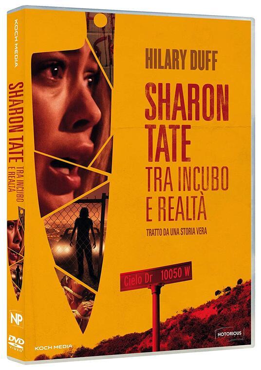 Sharon Tate. Tra incubo e realtà (DVD) di Daniel Farrands - DVD