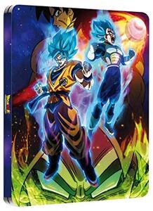 Dragon Ball Super: Broly. Il Film. Con Steelbook (Blu-ray) di Tatsuya Nagamine - Blu-ray