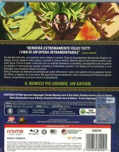 Dragon Ball Super: Broly. Il Film. Con Steelbook (Blu-ray) di Tatsuya Nagamine - Blu-ray - 2