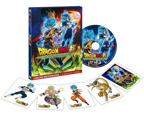 Dragon Ball Super: Broly. Il Film (Blu-ray) di Tatsuya Nagamine - Blu-ray - 2
