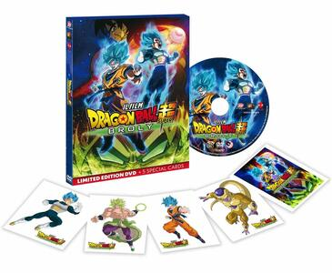 Dragon Ball Super: Broly. Il Film (DVD) di Tatsuya Nagamine - DVD