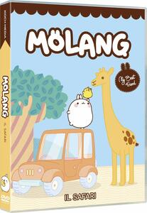 Molang vol.3 (DVD) di Stephanie Miziak,Marie-Caroline Villand - DVD