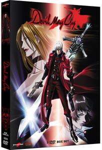 Devil May Cry (3 DVD) di Shin Itagaki - DVD