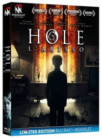 Cover Dvd Hole. L'abisso (Blu-ray)