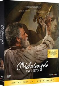 Michelangelo. Infinito. Con Booklet (DVD) di Emanuele Imbucci - DVD