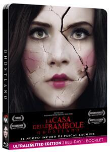 La casa delle bambole. Con Steelbook (2 Blu-ray) di Pascal Laugier - Blu-ray