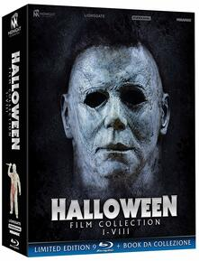 Cofanetto Halloween Film Collection (9 Blu-ray) di John Carpenter,Steve Miner,Tommy Lee Wallace,Dwight H. Little,Rick Rosenthal,Joe Chappelle,Dominique Othenin-Girard