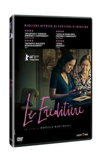 Le ereditiere (DVD) di Marcelo Martinessi - DVD