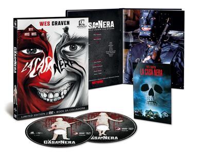 La casa nera (2 DVD) di Wes Craven - DVD