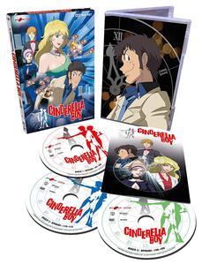 Cinderella Boy. Serie completa (3 DVD) di Tsuneo Tominaga - DVD - 2