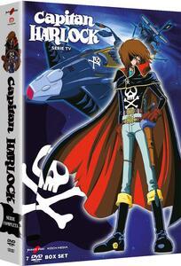 Capitan Harlock. La serie classica (DVD) di Rintarō - DVD