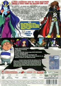 Capitan Harlock. La serie classica (DVD) di Rintarō - DVD - 2
