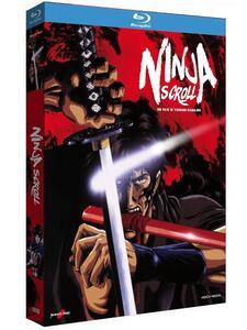 Ninja Scroll (Blu-ray) di Yoshiaki Kawajiri - Blu-ray