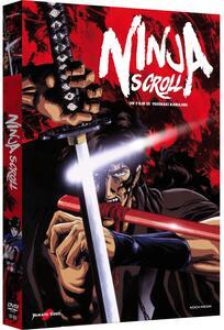 Ninja Scroll (DVD) di Yoshiaki Kawajiri - DVD