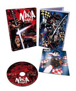 Ninja Scroll (DVD) di Yoshiaki Kawajiri - DVD - 2
