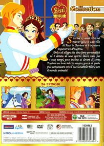 Sissi. La giovane imperatrice. Stagione 1 completa (4 DVD) di Orlando Corradi - DVD - 2