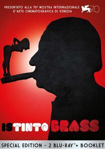 Istinto Brass. Collector's Edition (3 Blu-Ray) di Massimiliano Zanin,Tinto Brass - Blu-ray