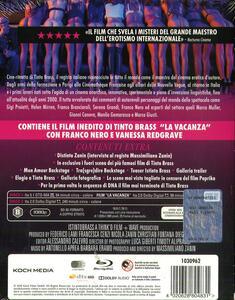 Istinto Brass. Collector's Edition (3 Blu-Ray) di Massimiliano Zanin,Tinto Brass - Blu-ray - 2