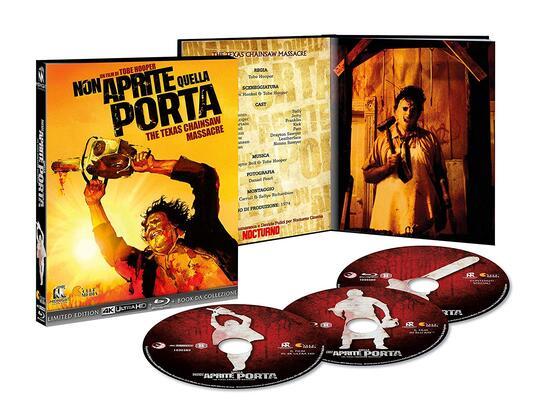 Non aprite quella porta (Blu-ray + Blu-ray Ultra HD 4K) di Tobe Hooper - Blu-ray + Blu-ray Ultra HD 4K - 3