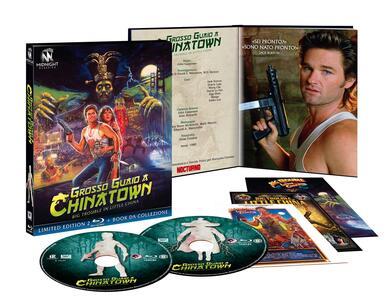 Grosso guaio a Chinatown (2 Blu-ray) di John Carpenter - Blu-ray