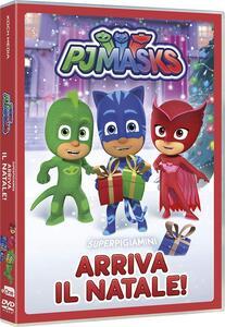 PJ Masks. Arriva il Natale! (DVD) - DVD