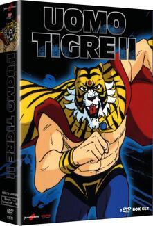 Uomo Tigre. Il campione. Stagione 2 (8 DVD) di Taiga Masuku - DVD