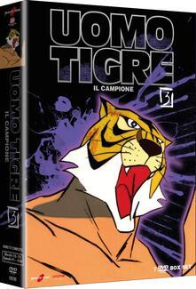 Uomo Tigre. Il campione. Stagione 1 vol.3 (7 DVD) di Taiga Masuku - DVD