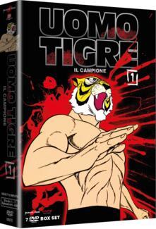 Uomo tigre. Il campione vol.1 (DVD) di Takeshi Tamiya - DVD