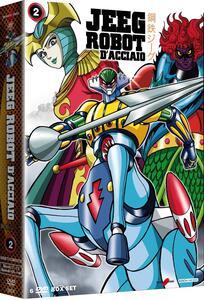 Jeeg Robot d'acciaio vol.2 (6 DVD) di Masayuki Akehi - DVD