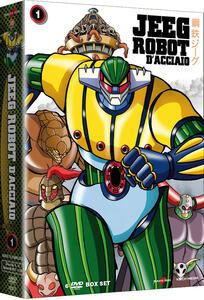 Jeeg Robot d'acciaio vol.1 (6 DVD) di Masayuki Akehi - DVD