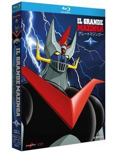 Il grande Mazinga vol.1 (4 Blu-ray) - Blu-ray