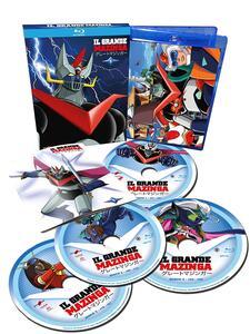 Il grande Mazinga vol.1 (4 Blu-ray) - Blu-ray - 3