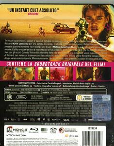 Revenge. Con Steelbook (Blu-ray + CD) di Coralie Fargeat - Blu-ray - 2