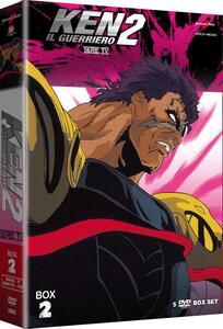 Ken il guerriero. Serie 2 vol.2 (5 DVD) di Toyoo Ashida - DVD