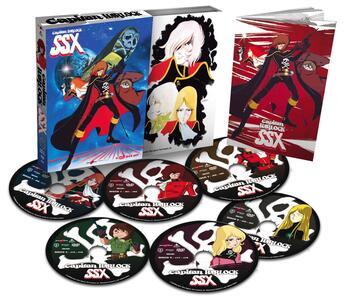 Capitan Harlock SSX. Rotta verso l'infinito. Collector's Edition (6 DVD) - DVD