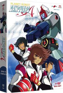 Film Planet Robot Danguard (10 DVD) Leiji Matsumoto