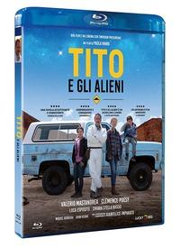 Cover Dvd Tito e gli alieni (Blu-ray)