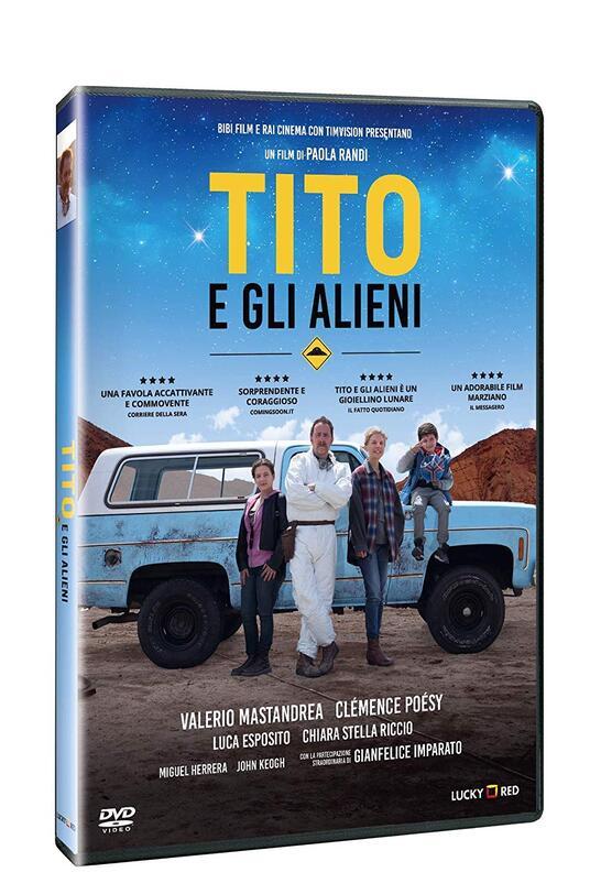 Tito e gli alieni (DVD) di Paola Randi - DVD