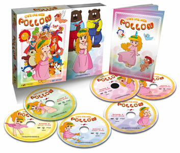 C'era una volta Pollon (6 DVD) di Takao Yotsuji - DVD