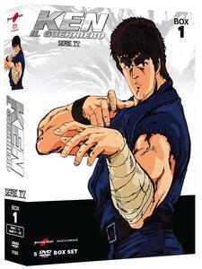 Ken il Guerriero. La serie (Parte 1) (5 DVD) di Ashida Toyoo - DVD
