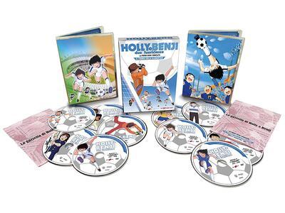 Holly e Benji. Due Fuoriclasse. La Prima Serie Completa (10 DVD) - DVD - 2