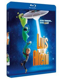 Luis e gli alieni (Blu-ray) di Christoph Lauenstein,Wolfgang Lauenstein - Blu-ray